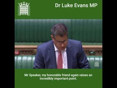 Embedded thumbnail for Dr Luke – I intend to speak loudly and often for local businesses in parliament